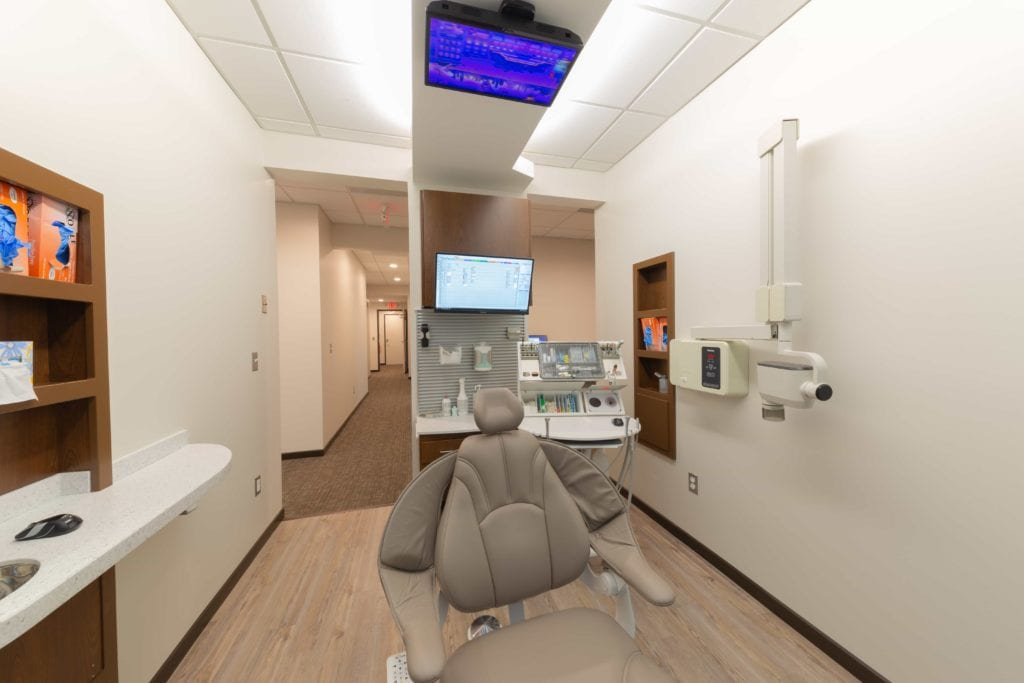 Dentist room - Laurich Dentistry - Canton - Farmington Hills - Livonia