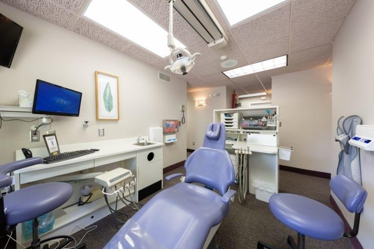 Dentist room - Laurich Dentistry - Canton - Farmington Hills - Livonia