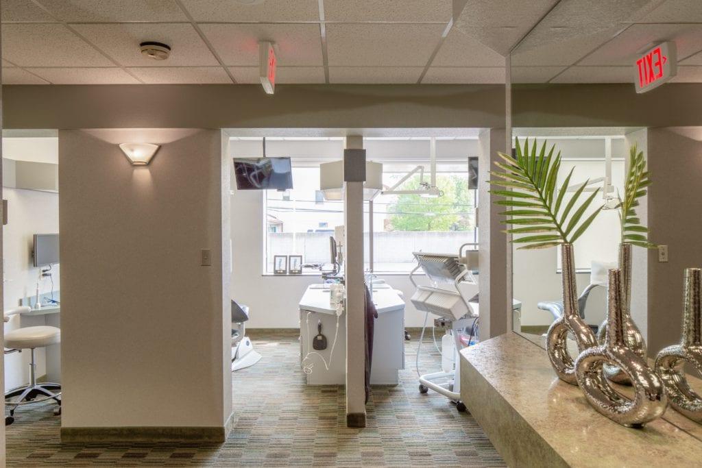 Dentist office - Laurich Dentistry - Canton - Farmington Hills - Livonia