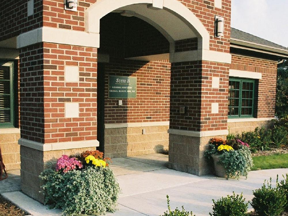 Exterior doorws